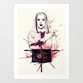 Alejandro Art Print