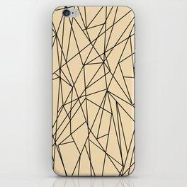 CROSSED PATHS iPhone Skin
