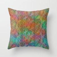 kiwi Throw Pillows featuring Kiwi by Josh Belden