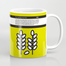 No016 MY The Catcher in the Rye Book Icon poster Mug