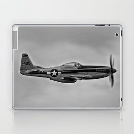 Royal Airforce Fighter Plane (Spitfire) Laptop & iPad Skin