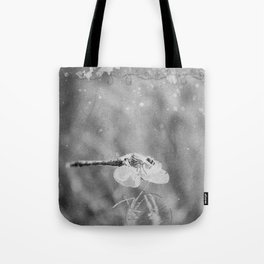 Hidden Glance Tote Bag