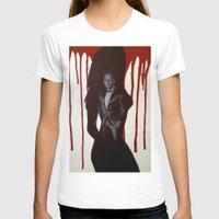 skyfall T-shirts featuring Skyfall by Caroline Ward