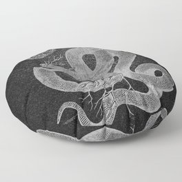 Snakes & Stones Floor Pillow