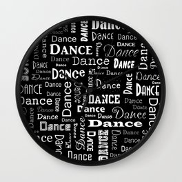 Just Dance! Wall Clock