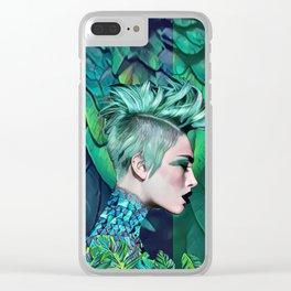 Reptile Clear iPhone Case