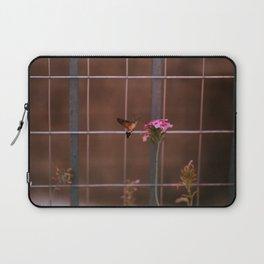 Hummingbird hawk-moth Laptop Sleeve