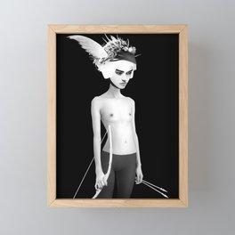 Possily Framed Mini Art Print