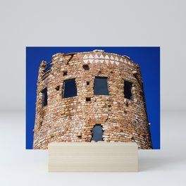 Desert Watchtower. Grand Canyon. Arizona. USA. Mini Art Print