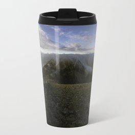 Slieve Donard mountain view Travel Mug