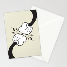 Fist Bump! Stationery Cards