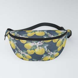 Lemons pattern Fanny Pack