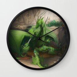 Preoccupied Progenitor Wall Clock