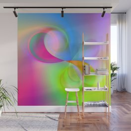color whirl -23- Wall Mural