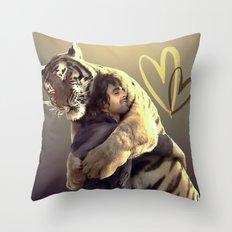 Big Hug-Big Love Throw Pillow