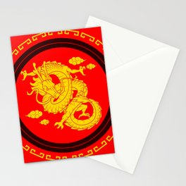 Asian Flare Stationery Cards