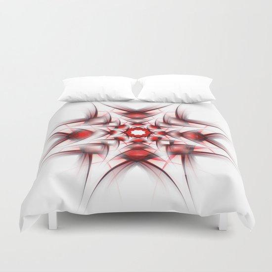 Mandala Star Duvet Cover