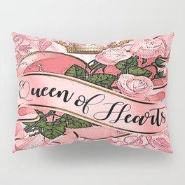 Wonderland - Queen of Hearts Pillow Sham