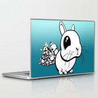 bunny Laptop & iPad Skins featuring Bunny by Bill Giersch