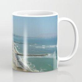 Beautiful Herradura Beach Lima Peru Coffee Mug