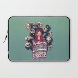 Fearless  Lady Laptop Sleeve