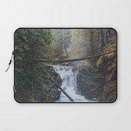 Little Qualicum Falls Laptop Sleeve
