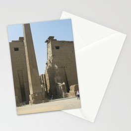 Temple of Luxor, no. 1 Stationery Cards