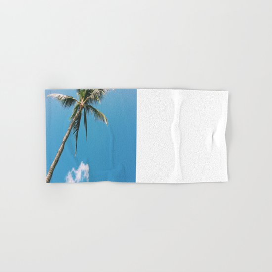 Clouds and Palms  Hand & Bath Towel