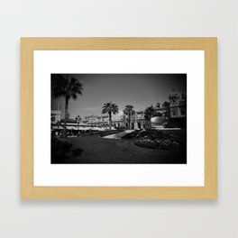 Casino Framed Art Print
