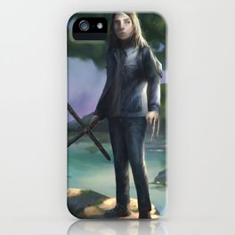 Laura Kinney iPhone Case