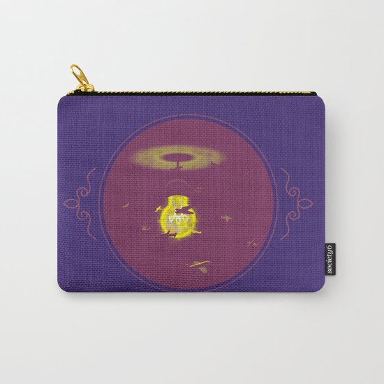 Around the Lamp Carry-All Pouch