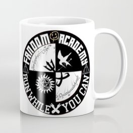 Ultimate Fandom Academy Coffee Mug