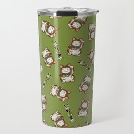 Maneki Neko Mhysa Travel Mug