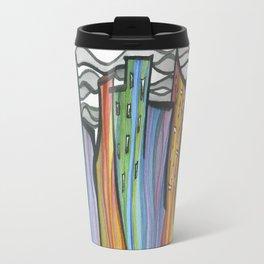 Dancing City Travel Mug