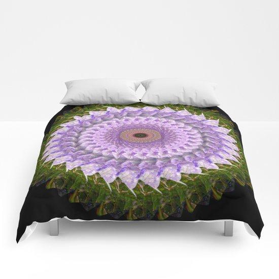 Kaleidoscope No. 4 Comforters