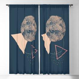 Wonderful Time #society6 #decor #winter Blackout Curtain