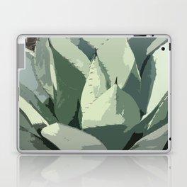 Aloe Vera Abstract Laptop & iPad Skin
