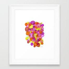 Modeh Ani - Grateful am I before you Framed Art Print