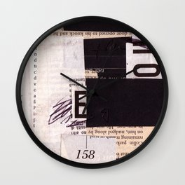 BOOKMARKS SERIES pg 302 Wall Clock