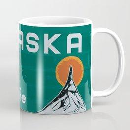 Nebraska. . .the good life! NE pride - Nebraska state sign Coffee Mug