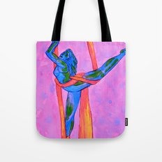 Gift-wrapped Globe Tote Bag