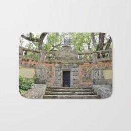 Vizcaya : Secret Coral Gardens Bath Mat