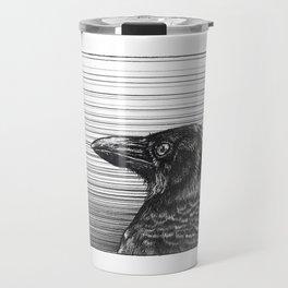 American Crow Travel Mug