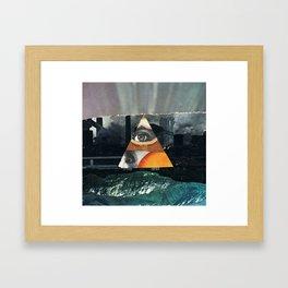 arsicollage_5 Framed Art Print