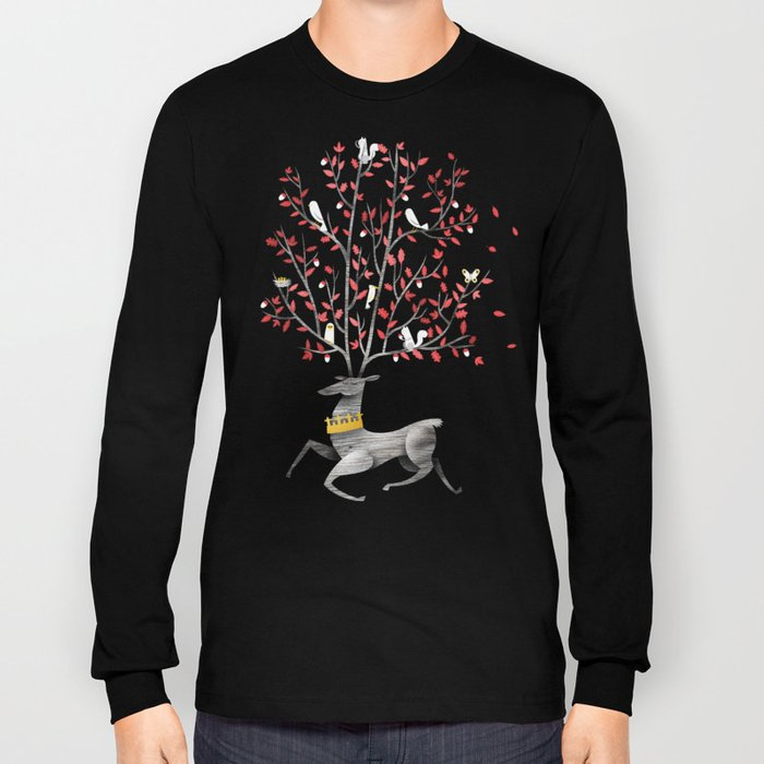 Forest King Long Sleeve T-shirt