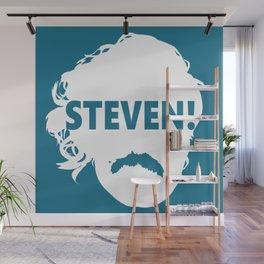 STEVEN! Wall Mural