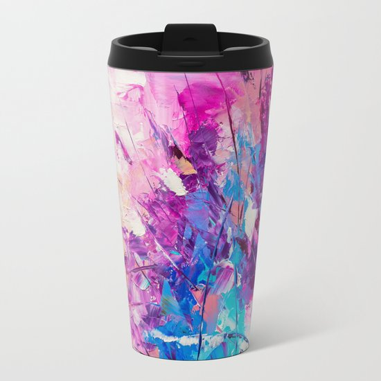 Paradise Bush Travel Mug