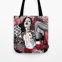 Mad Love Paradiso Tote Bag