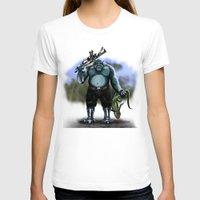hunter T-shirts featuring Hunter by Goldman