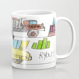 Construction Frenzy Coffee Mug